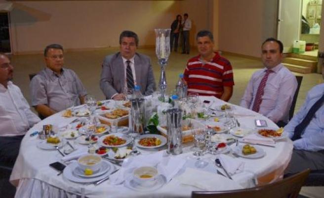 Ziraat'ten iftar buluşması