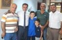 Fenerbahçe'nin yeni transferini Toksöz yolcu etti