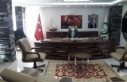 Başkan ve yardımcının makamları yenilendi