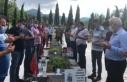 Yatağan maden işçileri, Soma şehitlerini mezarı...