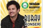 Belediyeden 23 Nisan'da Buray konseri