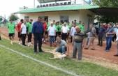 Yatağansporlu futbolcular, Kaya Köstepen'e ayak bastı