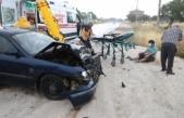 Yatağan'da kaza sezonu açıldı