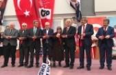 CHP seçim bürosu törene açıldı