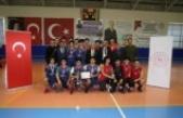 Basketbol İl Birinciliği müsabakaları Yatağan'da yapıldı