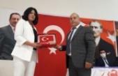 BBP'nin Yatağan'daki ilk ilçe başkanı Öztürk oldu