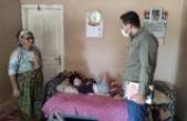 CHP'li gençler, Eda'ya el uzattı