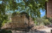 Stratonikeia'ya gelenleri yenilenen Semerci Ömer Evi karşılayacak