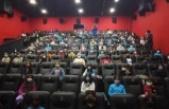 Akif Filmi Yatağan'lı Öğrencilerle Buluştu