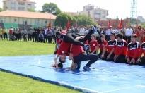 Atatürk'ün Samsun'a çıkışının 100'üncü yılı kutlandı