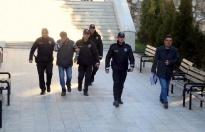 'Toros'lara dadanan hırsız, polis ekiplerinden kaçamadı