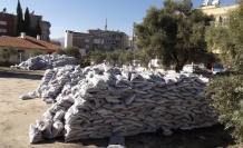 Bin aileye kömür yardımı yapıldı