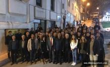 CHP Gençlik Kolları'ndan adaylarına tam destek