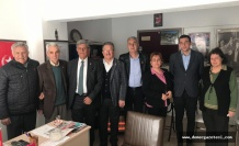 CHP'den Vatan Partisi'ne ziyaret