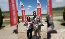 Yatağanlı kız öğrenci, model roket fırlatmada Türkiye şampiyonu oldu