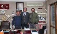 Emniyet Müdürü Lima'dan Demeç Gazetesi'ne ziyaret