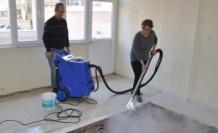 """Yatağan'ın ilk """"organik"""" temizlik firması"""