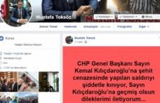 AK Partili Toksöz, Kılıçdaroğlu'na yapılan saldırıyı kınadı