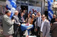 Işık Tekstil'in yeni şubesi açıldı