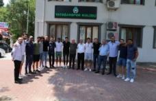 Yatağanspor, futbolcuların borçlarını ödedi