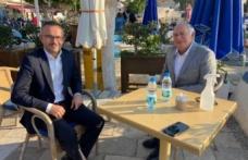 Milletvekili Demir, elektrik yatırımları için ADM'yle görüştü