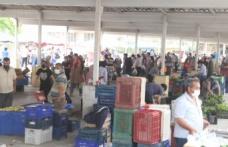 Yatağan'da pazarlar yeniden açıldı