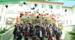 Yatağan Anadolu Lisesi mezuniyet