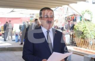 CHP İlçe Başkanı, belediye başkan aday adaylığını...