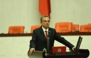 CHP'Lİ GİRGİN'DEN BAKAN SOYLU'YA SORU YAĞMURU