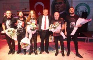 Yatağanlılar 29 Ekim'i Kurtalan Ekspres ile kutladı