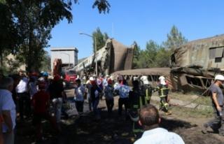 2 kişinin öldüğü santral kazası sanıkları...