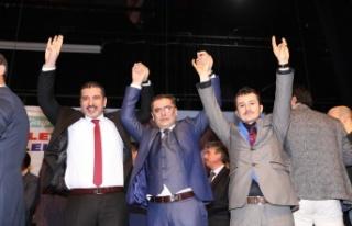 AK Parti'nin Yatağan Belediye Başkan Adayı...