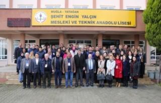 """Yatağan'da """"2023 Eğitim Vizyonu Çalıştayı""""..."""