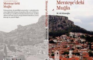 Menteşe'deki Muğla, kitap oldu