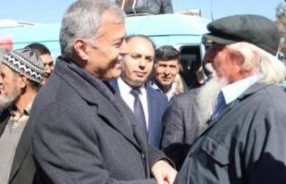 """Hıdır: """"CHP, Muğla'ya ne verdin de ne istiyorsun?"""""""