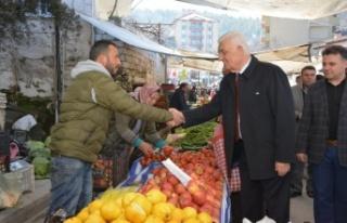 Osman Gürün'den Kavaklıdere'de birlik mesajı