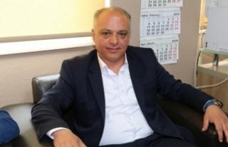 """Serdaroğlu: """"Hizmet için seçimi beklemedik"""""""