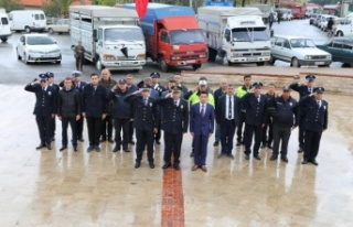 Türk Polis Teşkilatının 174. kuruluş yıl dönümü...