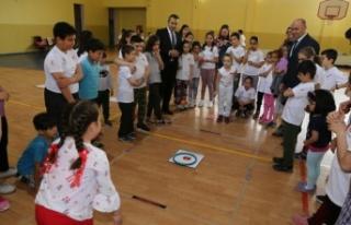 Türkiye'nin resmi spor branşı hemsballa ilgi...