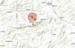 Yatağan'da korkutan depremler!