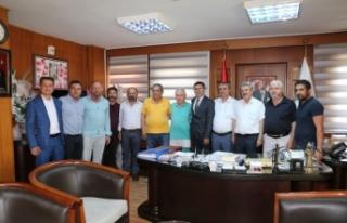 Yatağanspor'un yeni yönetimi belli oldu, başkan...