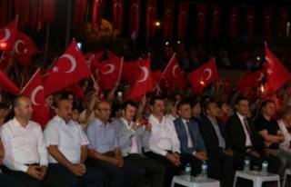 """""""Türk milleti, kalbine Rabbinin yerleştirdiği..."""