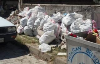 """""""Çevreyi temizlemek bizim, korumak ise hepimizin..."""