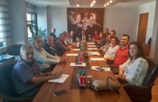 Yatağan Belediye Meclisi'nden Barış Pınarı...
