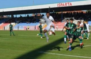 Yatağanspor, ligdeki ilk mağlubiyetini aldı