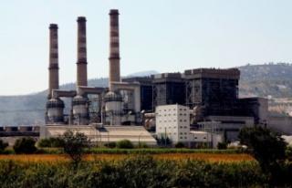 Termik santrallerde 7,9 milyar metreküp su kullanıldı