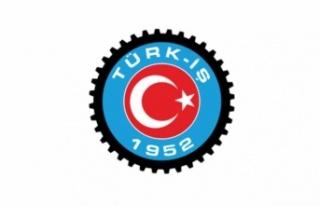 """Türk-İş: """"Vergi adaletsizliğinin ortadan kaldırılmasını..."""