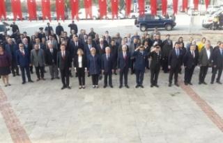 Yatağan'da 24 Kasım Öğretmenler Günü kutlandı