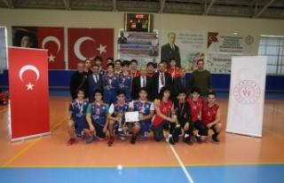 Basketbol İl Birinciliği müsabakaları Yatağan'da...