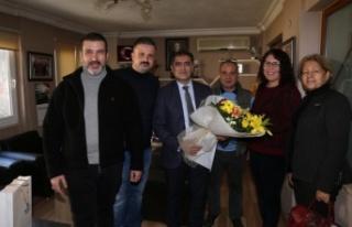 Yatağan'da 10 Ocak Çalışan Gazeteciler Günü...